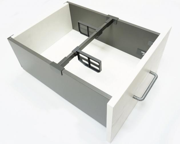 DS14系列超薄鋁抽分隔件 1