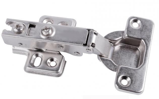 一段力固定式液壓緩衝鉸鏈(DB11) 1