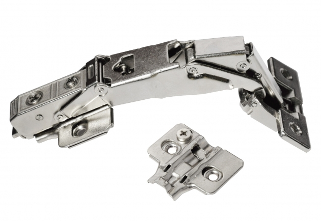 3D微調155度卡式液壓緩衝鉸鏈(DB29) 1