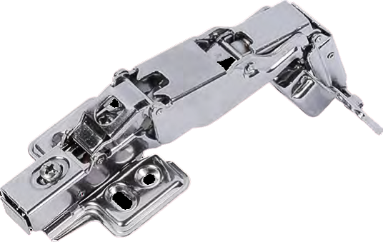 ∮35 304不鏽鋼165度卡式液壓緩衝鉸鏈(DB48) 1