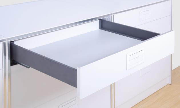 單購 超薄款鋁抽側牆-低抽(DSH89) 1