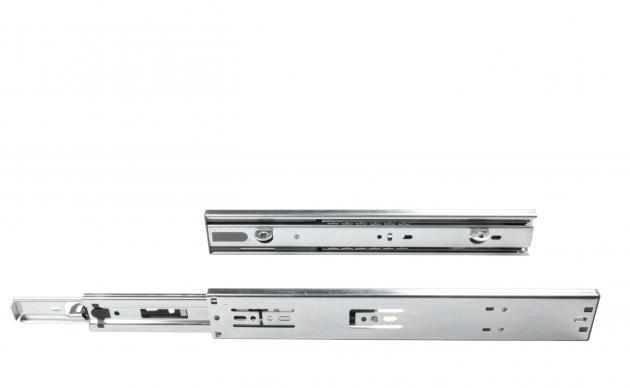 底裝三節緩衝鋼珠滑軌(DS4082) 1